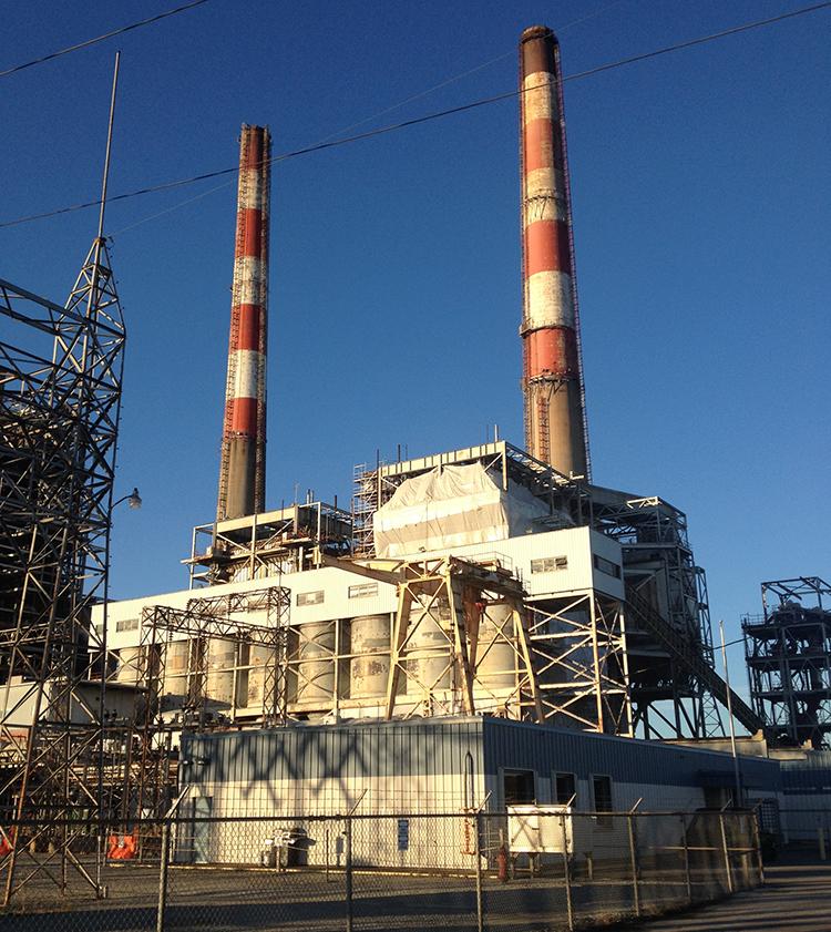 Sutton Steam Plant
