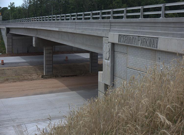 Western Wake Freeway