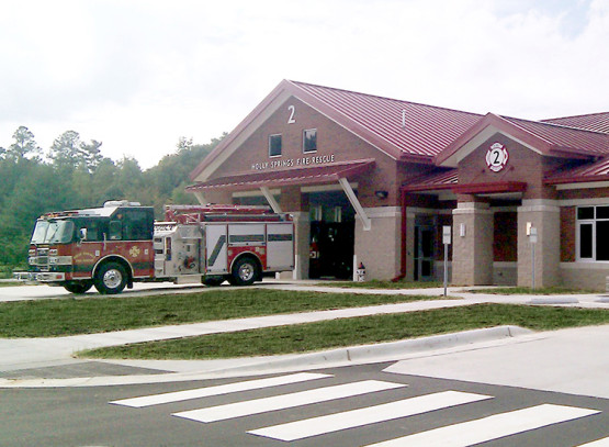 Fire-Rescue Station 2