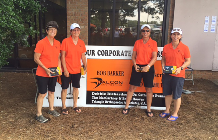 Lady Camel Backers Women's Basketball Golf Tournament at Campbell University