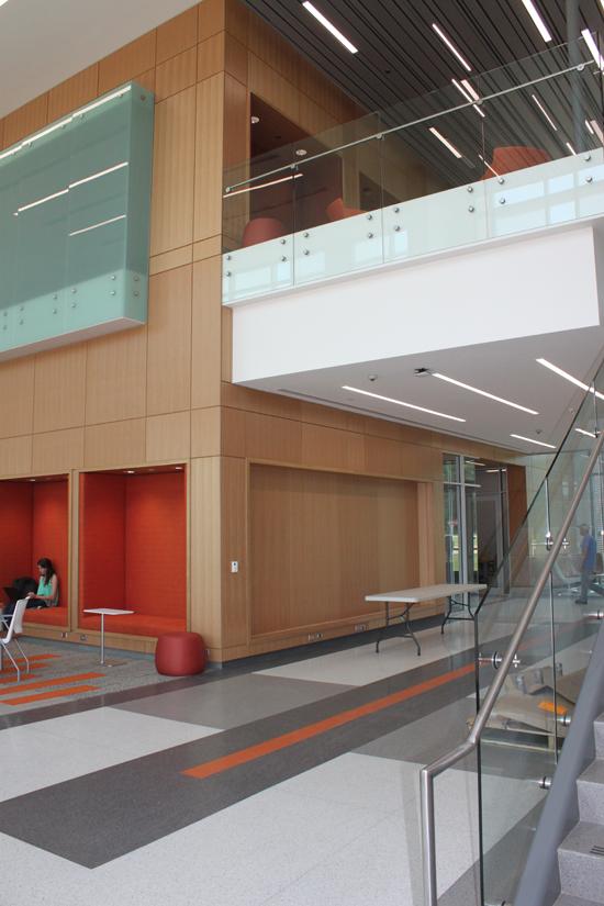 Tracey F. Smith Hall of Nursing & Health Sciences